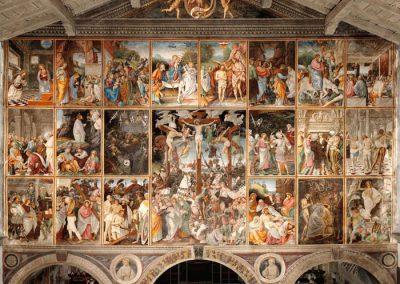 Varallo (VC) - L'opera di Gaudenzio Ferrari presso Santa Maria delle Grazie